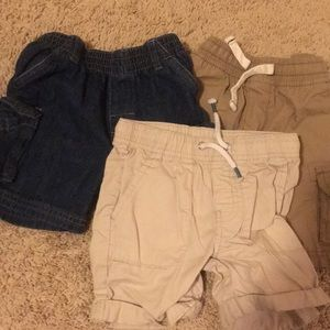 Other - Lot of 2T toddler boys shorts - 3 pairs